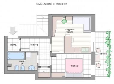 simulazione Via Wolkenstein 31